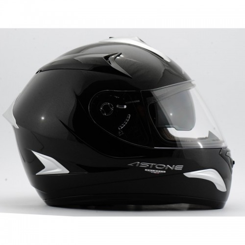 ASTONE GTB Mono Color Metallic Black