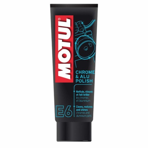 MOTUL E6 CHROME &ALU POLISH 100 ML