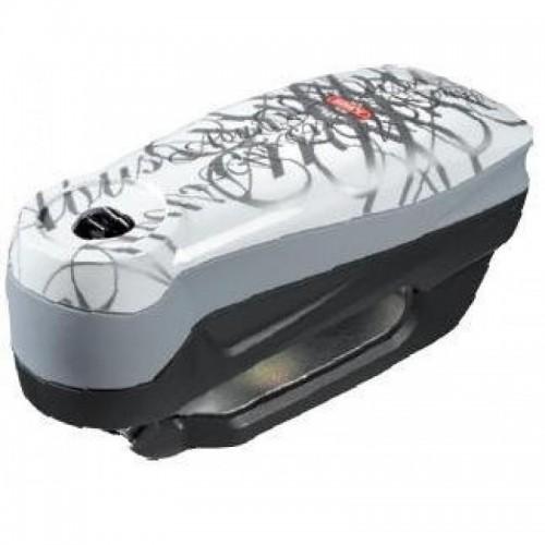 Abus Kilit – 7000 RS1 Signature Beyaz Alarmlı Disk Kilit