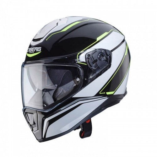 CABERG DRIFT - TOUR BLACK/WHITE/YELLOW FLUO