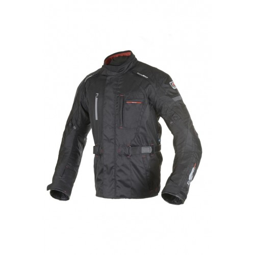 OXFORD SUBWAY 2.0 BLACK JKT MOTOSİKLET CEKETİ - TM130