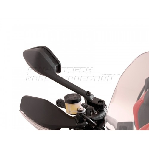 Mirror Extension Siyah Ducati Multistrada (\'10 - ) SVL.22.504.10000/B
