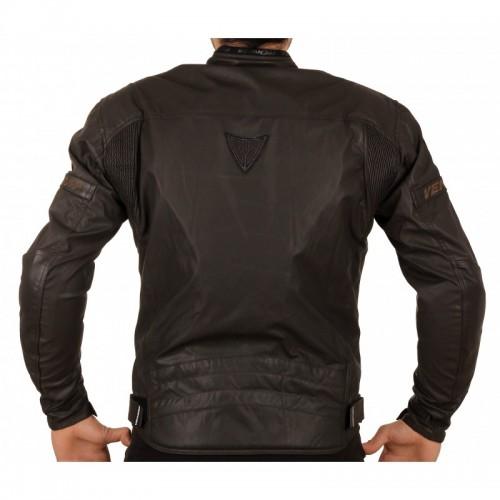 Venom Bad Wolf  Racing Kahverengi Motosiklet Ceketi