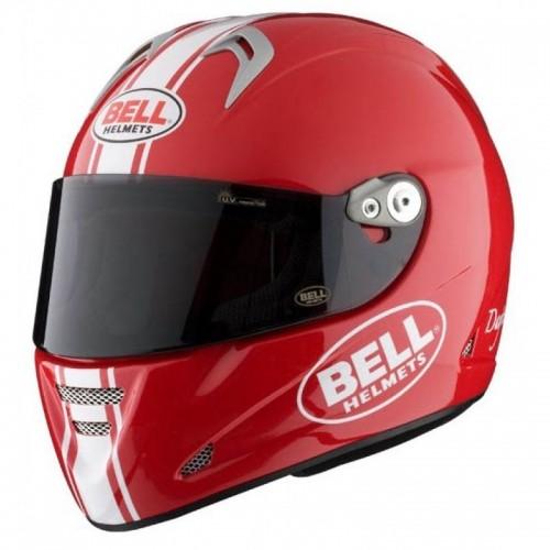 BELL M5X DAYTONA DY1 RED/WHITE KAPALI KASK
