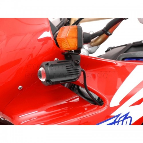HAWK Light Mount Set Siyah Honda XRV 750 Africa Twin (\'93 - \'03) NSW.01.004.10000/B