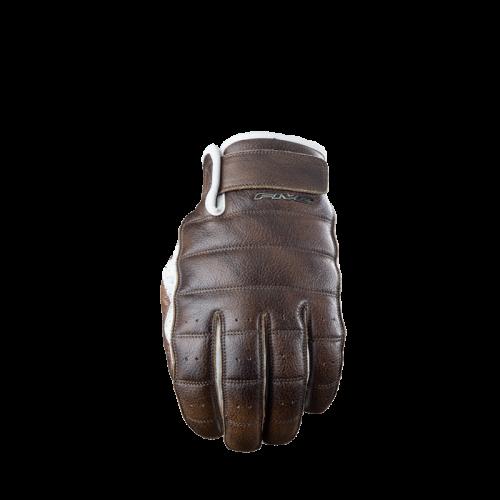 Five Gloves California Kahverengi Motosiklet Eldiveni