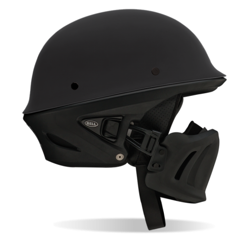 BELL PS ROGUE NAZİ CHOPPERS KASK SOLID MATTE SİYAH