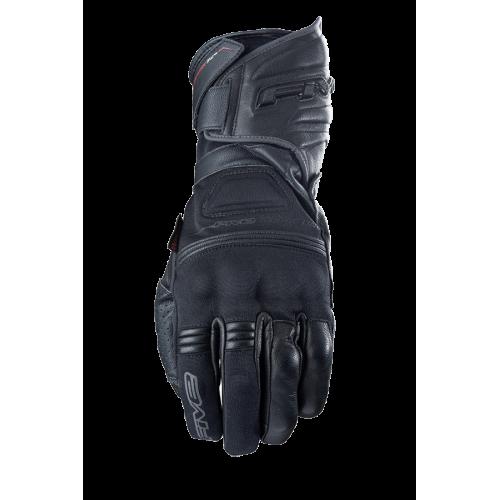 Five Gloves GT2 Su Geçirmez Siyah Motosiklet Eldiveni