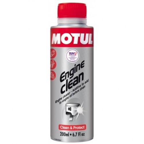 MOTUL ENGINE CLEAN MOTO 200ML