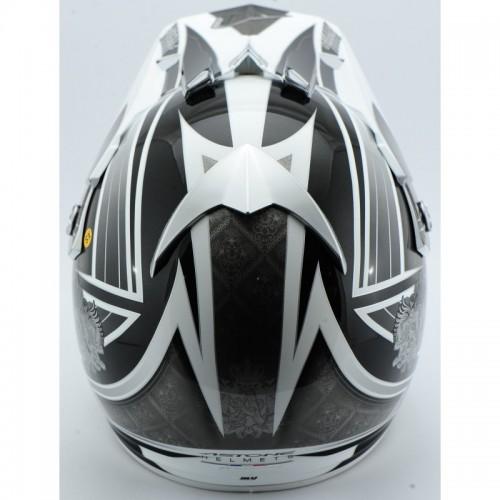 ASTONE MX Graphic Monarch Black