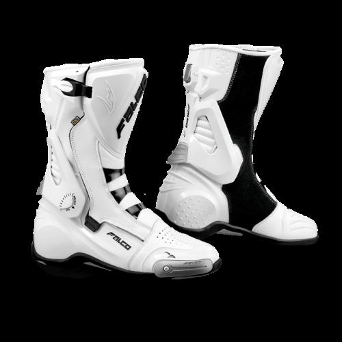 Falco Eso LX Beyaz Motosiklet Botu