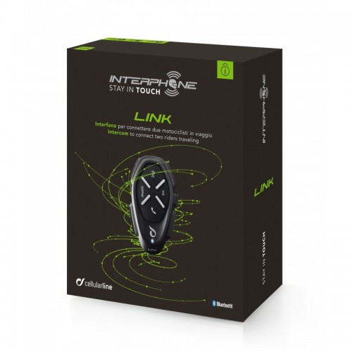 INTERPHONE LINK BLUETOOTH INTERCOM