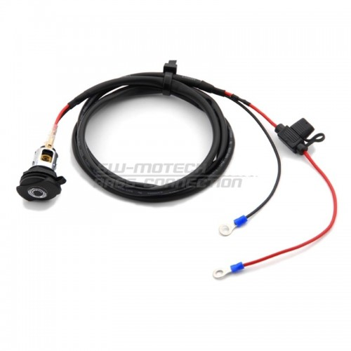 Cigarette Lighter Outlet. 12 V. Cable Harness W/ Cigarette Outlet. CPA.00.006.10300/B