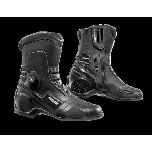 Falco Axis 2 Siyah Motosiklet Botu