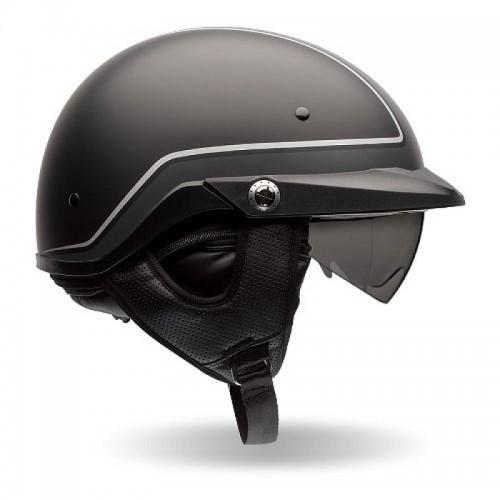 Bell PS Pit Boss Kask-Pin Siyah/Gri Açık Kask