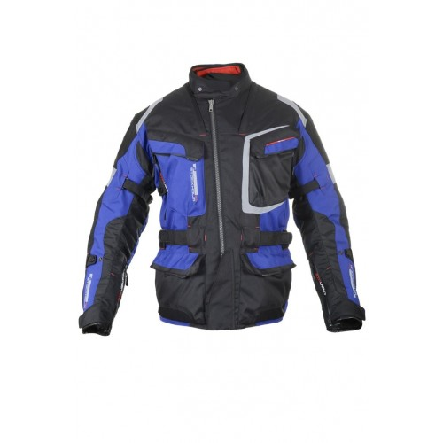 OXFORD STOCKHOLMN 2.0 BLACK/BLUE MOTOSİKLET MONTU TM151