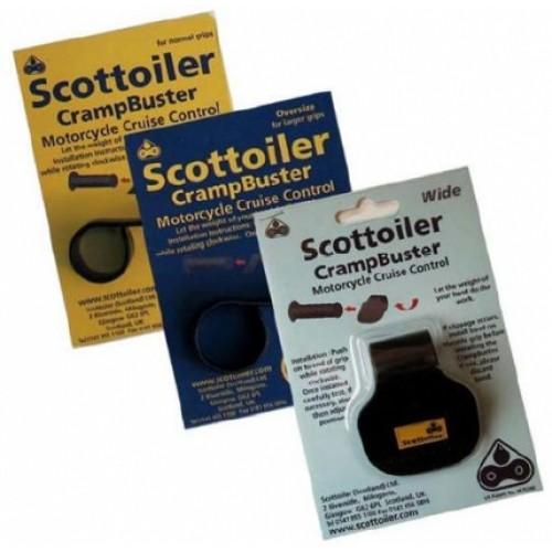 SCOTTOILER Crampbuster (Standard) El Gazı