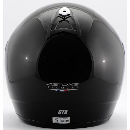 ASTONE GTO Mono Color Metallic Black
