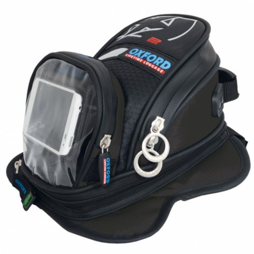 OXFORD Magentic Mini Tankbag OL185 Motosiklet Çantası