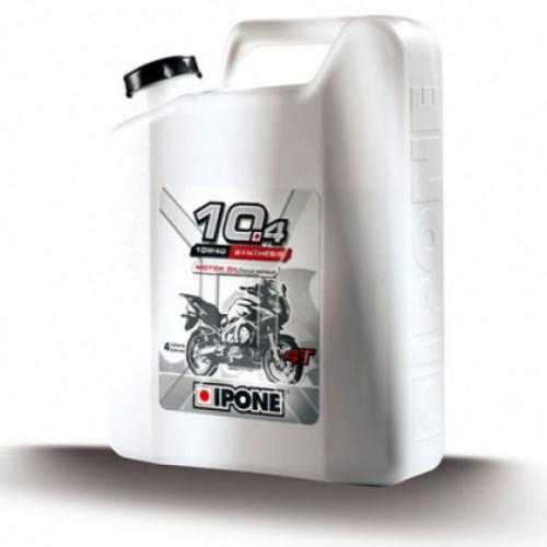 IPONE 10.4 - (10W40) 4 Zamanlı Sentetik Motor Yağı 4 Lt