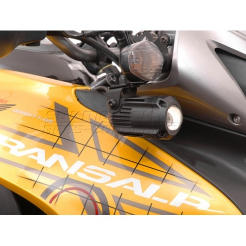 HAWK Light Mount Set Siyah Honda XL 700 V (\'08 - ) NSW.01.004.10100/B