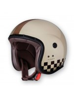 Caberg Jet Freeride Kask- Indy MY15 Krem/Kahve Açık Kask