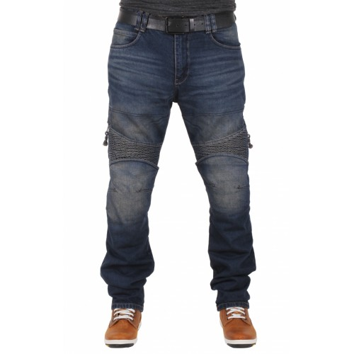 TECH90 Kevlar Kot Nemrut Korumalı Motosiklet Pantolonu