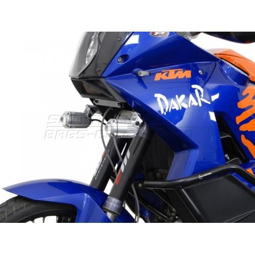 HAWK Light Mount Set Siyah KTM LC8 990 (\'06 - )NSW.04.004.10000/B