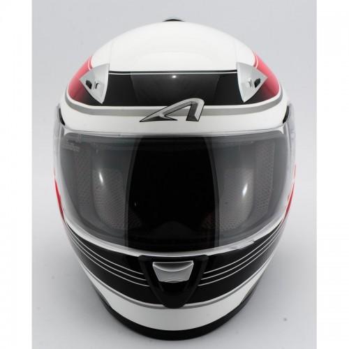 ASTONE GTO Graphic Sportman White Red