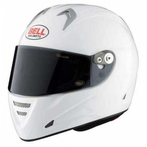 BELL M5X SOLID WHITE KAPALI KASK