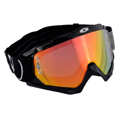 Oxford Assault Pro Goggle - Glossy Black OX200