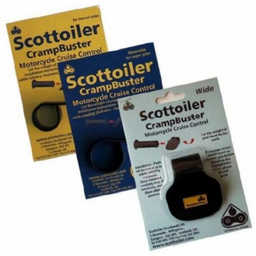 SCOTTOILER Crampbuster (Wide) El Gazı