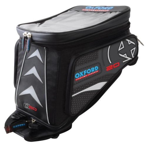OXFORD TANKBAG BLACK / DEPO ÇANTASI - OL230