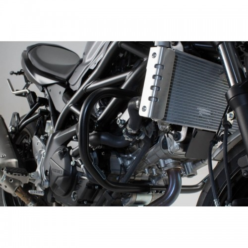 Crashbar. Black. Suzuki SV650 ABS (15-).