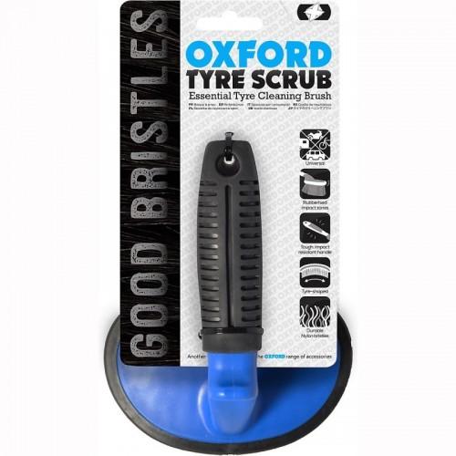 OXFORD TYRE SCRUB BRUSH - OX246