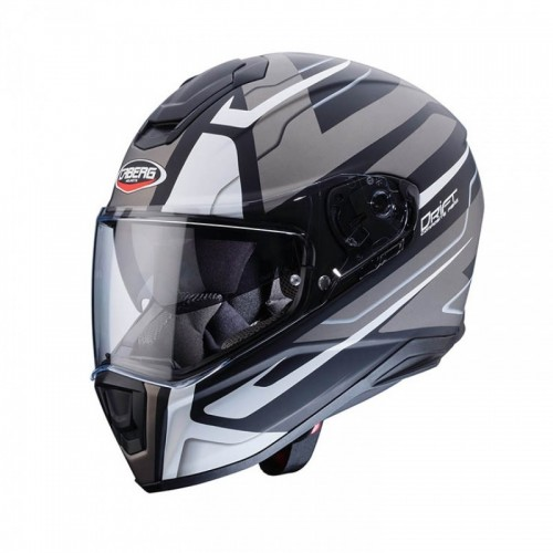 CABERG DRIFT - SHADOW MAT BLACK/WHITE/ANTHRACITE KAPALI KASK