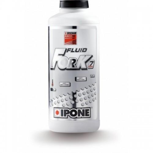 IPONE Fork Fluid 7 - Yarış Amaçlı Full Sentetik Amortisör Yağı 1 LT