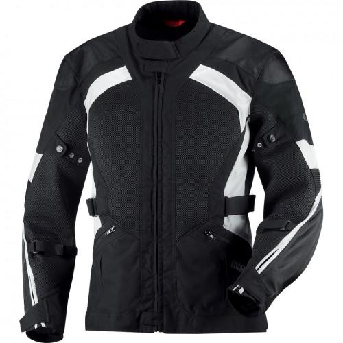 IXS Bel Air Siyah Bayan Motosiklet Ceketi