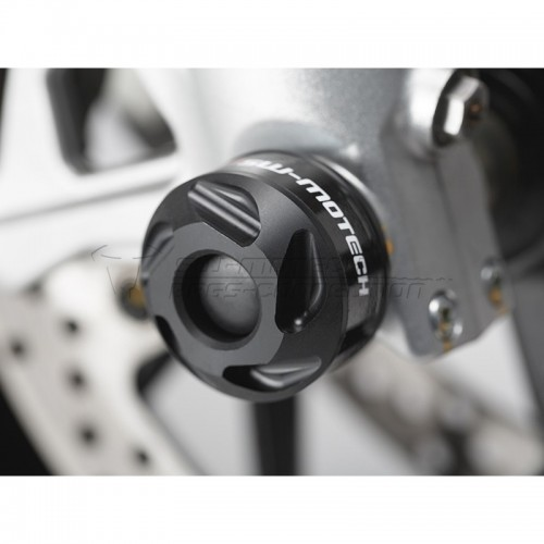 Front Axle Slider Kit. Black. STP.08.176.10300/B