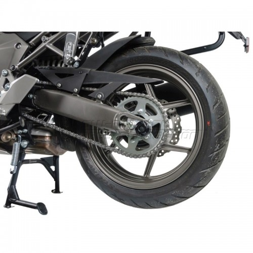 Rear Axle Slider Kit. Black. STP.08.176.10200/B