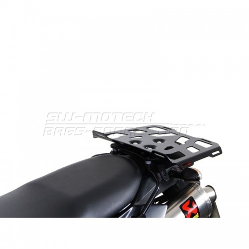 QUICK-LOCK Luggage Rack Extension. Aluminium. Black. GPT.00.152.43001/B