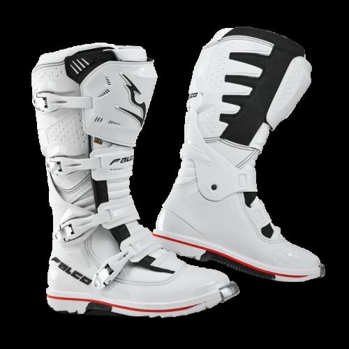 Falco Extreme Pro 3.1 Beyaz Motosiklet Botu