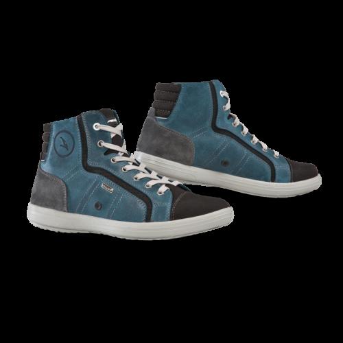 Falco Blazer Mavi Motosiklet Botu