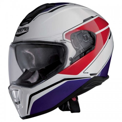 CABERG DRIFT TOUR WHITE/BLUE/RED