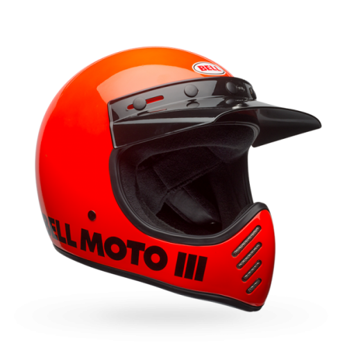 BELL MOTO III FLO ORANGE