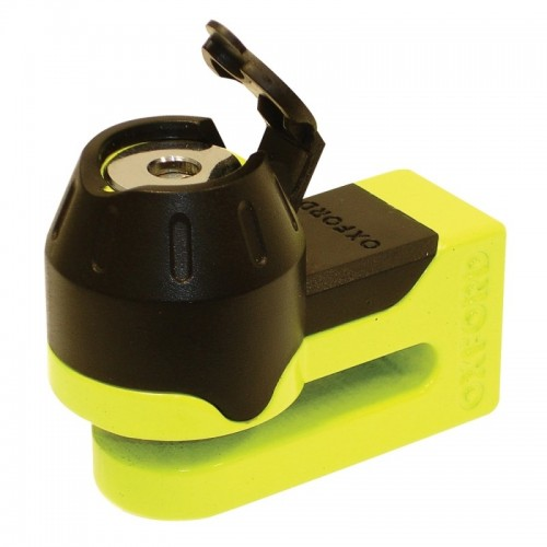 OXFORD MINI T DISK LOCK YELLOW - OF49