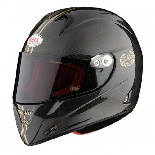 BELL M5X 1954 GOLD CARBON KAPALI KASK