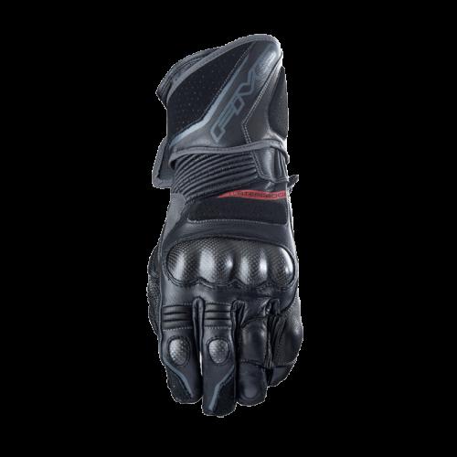Five Gloves GT1 Su Geçirmez Siyah Motosiklet Eldiveni