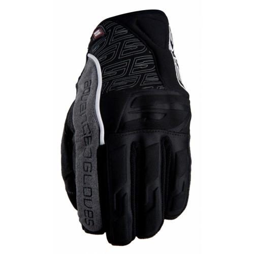 Five Gloves Enduro Quad WP Kışlık Siyah Motosiklet Eldiveni