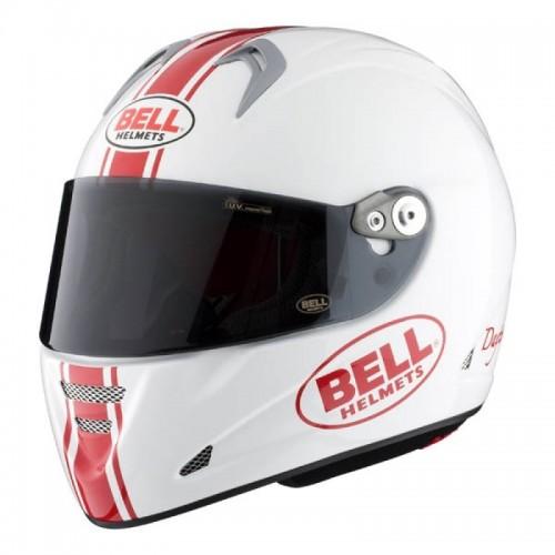 BELL M5X DAYTONA DY2 WHITE/RED KAPALI KASK